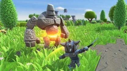 Portal Knights von Keen Games ist das Beste Deutsche Spiel 2017.