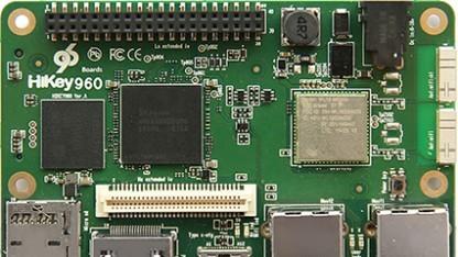 Das Hikey 960 läuft mit einem aktuellen Android-System.