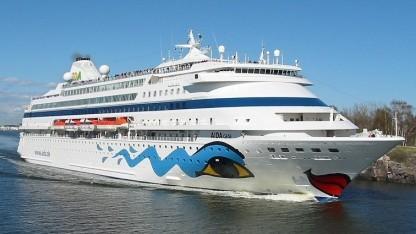 Die Aida Cara in Helsinki