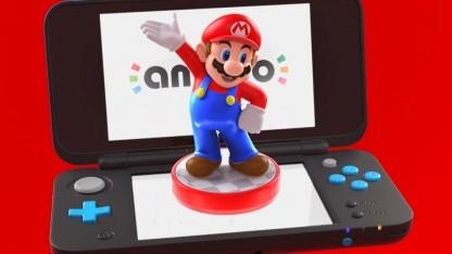 Die New Nintendo 2DS XL erscheint mit eingebautem NFC-Chip.