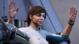 Mass Effect Andromeda ist nicht das Spiel mit den besten Gesichtsanimationen.