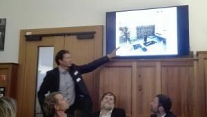 G.fast-Ausbau im Vortrag von M-Net