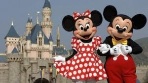 Darsteller als Minnie Maus und Micky Maus: künftig ersetzt durch Roboter?