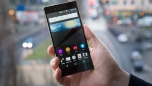 Ein Sony Xperia Z5 (Premium)