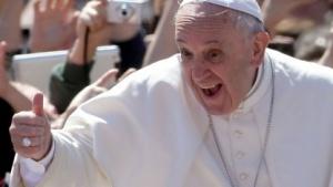 Selbst Papst Franziskus wurde schon Opfer von Fake-News.