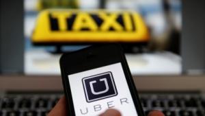 Uber bekommt offenbar juristische Probleme.