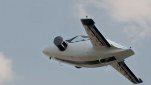 Elektroflugzeug Lilium