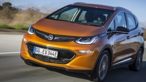 Der Opel Ampera-E ist kaum lieferbar.