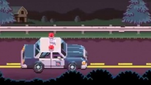 In Death Road to Canada kämpft der Spieler gegen Zombiehorden.