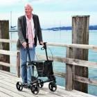 Hilfsmittel-Paradoxon: Smarter Rollator soll Sturzrisiko verringern