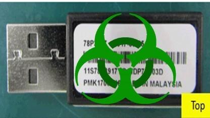 Initialisierungsmedien für IBM-Storewize-Produkte sind mit Malware infiziert.