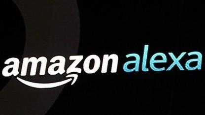 Amazon plant Echo-Lautsprecher mit Bildschirm.