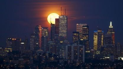 Finanzbezirk von Toronto