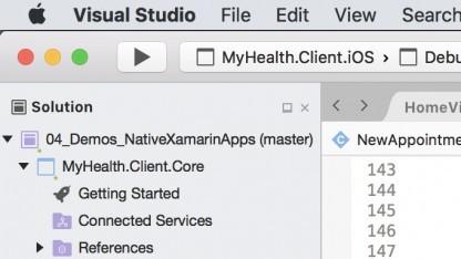 Visual Studio 2017 Für Mac Mac Entwicklungsumgebung Für Ios Und