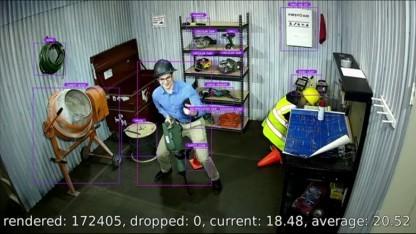 Mit Microsofts Video Indexer wird das Überwachen sehr einfach.