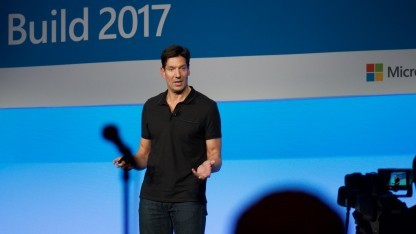 Mark Russinovich sieht FPGA-Chips als Cloud-Ressource.
