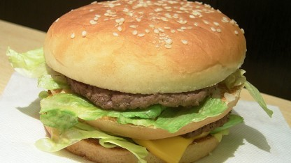 Ein Big Mac