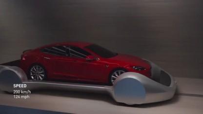 Elon Musks Auto-U-Bahn: Gespräche mit den Bürgermeistern von Los Angeles und Chicago.