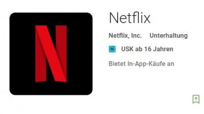 Netflix sperrt Android-Geräte mit Root aus