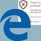 Browser: Microsoft deaktiviert SHA-1-Support in Edge