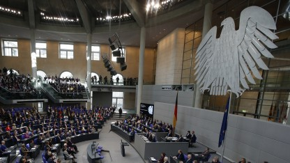 Der Bundestag hat große Änderungswünsche am Facebook-Gesetz.