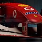 F1 2017: Moderne Rennen und klassische Vehikel