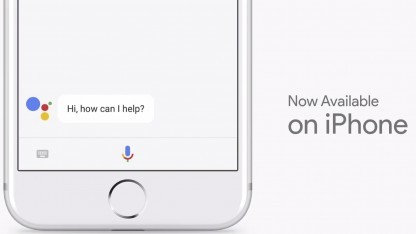 Google Assistant kommt aufs iPhone.