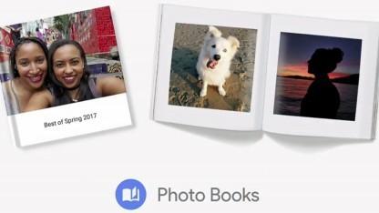 Google druckt jetzt auch Fotobücher.