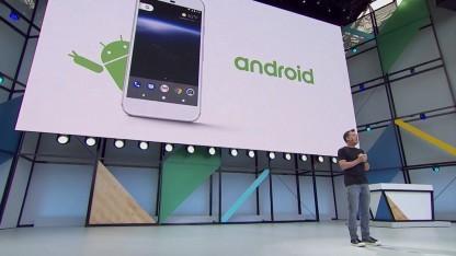 Android auf der Google IO 2017