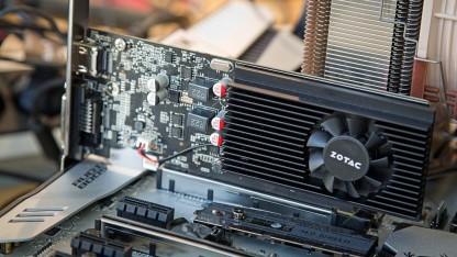 Geforce GT 1030 von Zotac