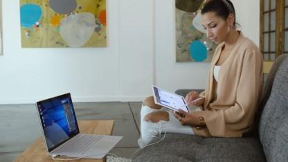 iPad Pro als Grafiktablett
