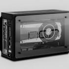 Dan Cases A4-SFX v2: Minigehäuse erhält Fenster und wird Wakü-kompatibel