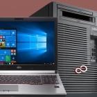 Celsius-Workstations: Fujitsu bringt sichere Notebooks und kabellose Desktops