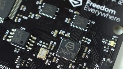 Das Hifive1 von Sifive ist das erste kommerzielle Board mit RISC-V-CPU.