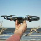 Spark: DJI-Minicopter stürzt ab