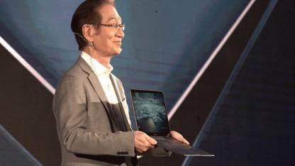 Asus ZenBook 3 Deluxe Balance zwischen Mobilität und starker Leistung