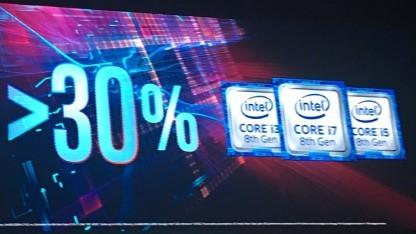 Intel spricht über KBL-R.