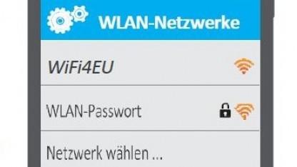 Das Gratis-WLAN der EU soll man nicht anonym nutzen können.