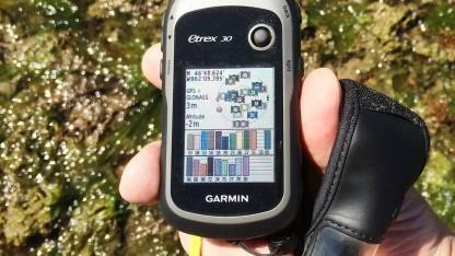 GPS im Außeneinsatz - dank GPS Share künftig vielleicht auch im Inneneinsatz