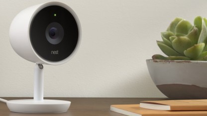 Smarthome-Firma Nest will mit verbesserter Cam IQ punkten