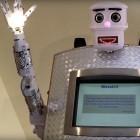 BlessU-2: Roboter spendet Segen