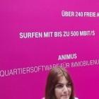 Zuhause Kabel Fernsehen Fiber: Telekom legt zwei Glasfasern bis in die Wohnung