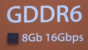 GDDR6-Chip von SK Hynix