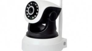 Eine IP-Kamera