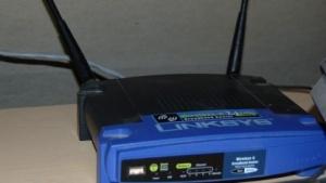 Der Namensgeber für OpenWRT: Der Linksys-Router WRT54g
