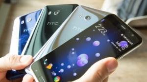 Das neue HTC U11 in verschiedenen Farben