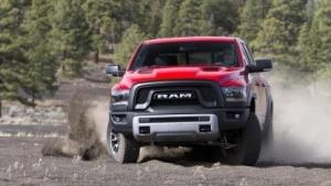 Ram 1500: Seiten-Airbag und Gurtstraffer deaktiviert