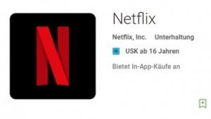 Android-Geräte mit Root-Rechten sehen die Netflix-App nicht mehr im Play Store.