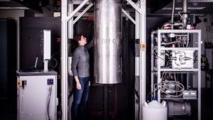 Quantenlabor von IBM: EU fördert Entwicklung von Quantencomputern