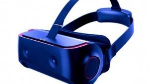 Ein erstes Bild des von Qualcomm und Google entwickelten Prototyp eines Daydream-Standalone-Headsets.